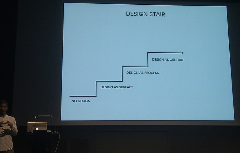 Design stair by Form Us With Love
